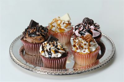 Cupcakes by the Victorian Cake Company