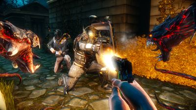 THE DARKNESS™ II screenshot