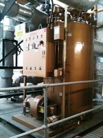 Fulton's FT-C Thermal Fluid Boiler installed at Interfuse