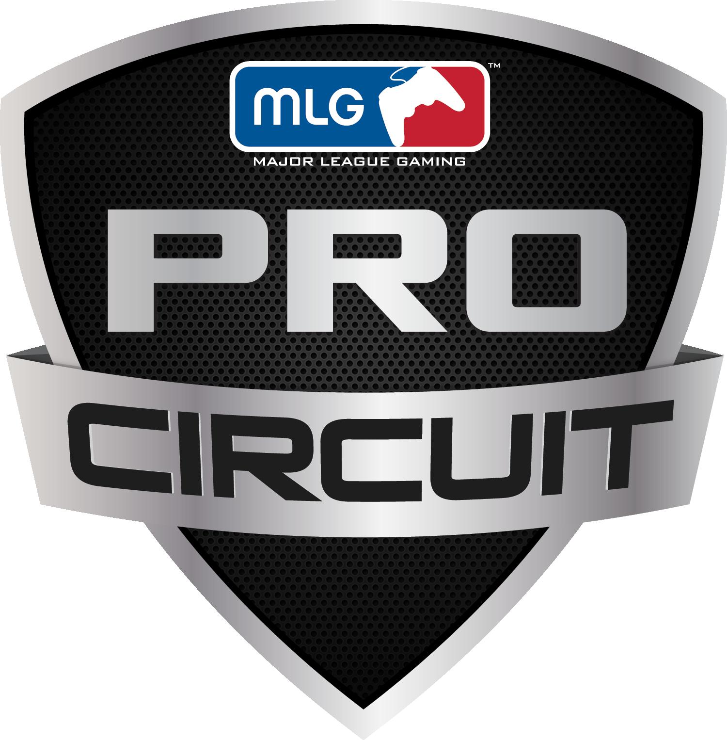 mlg pro circuit logo major league gaming