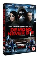 Demons Never Die DVD Cover