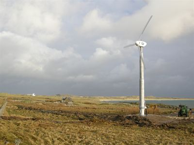 Harbon wind turbine