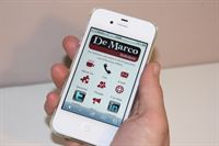 De Marco Solicitors are already seeing an increase in enquires since having the mobile web app