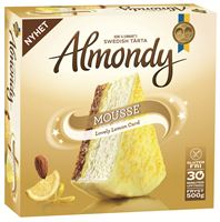 ... Lemon Curd, Creamy Chocolate Truffle, Sweet Strawberry White - Almondy