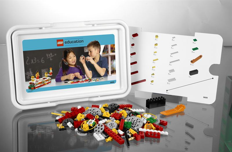 LEGO® Education Introduces Simple Machines Set Solution to Empower ...