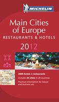 Main cities of Europe 2012