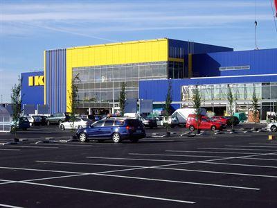 Ikea släp malmö