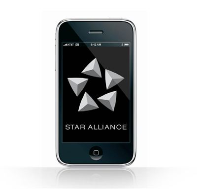 Star Alliance iPhone app 2