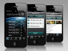 Star Alliance iPhone app