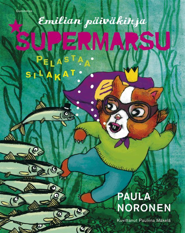 Supermarsu - Pelastaa Itämeren Silakat
