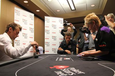 Hellner Northug Poker