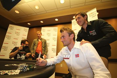 Hellner Northug Poker 2
