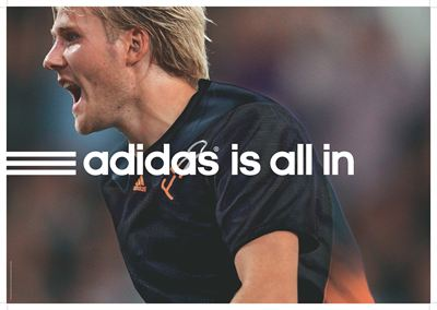 adidas all in Toivonen
