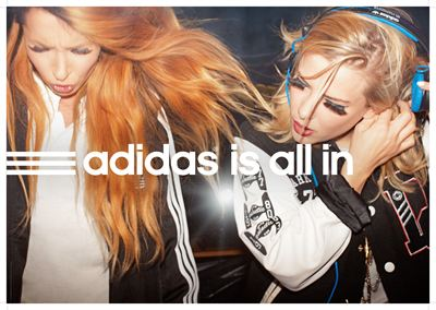 adidas all in Rebecca Fiona