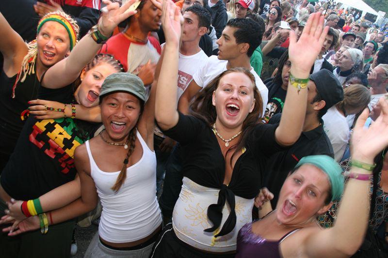 Bildresultat för uppsala reggaefestival