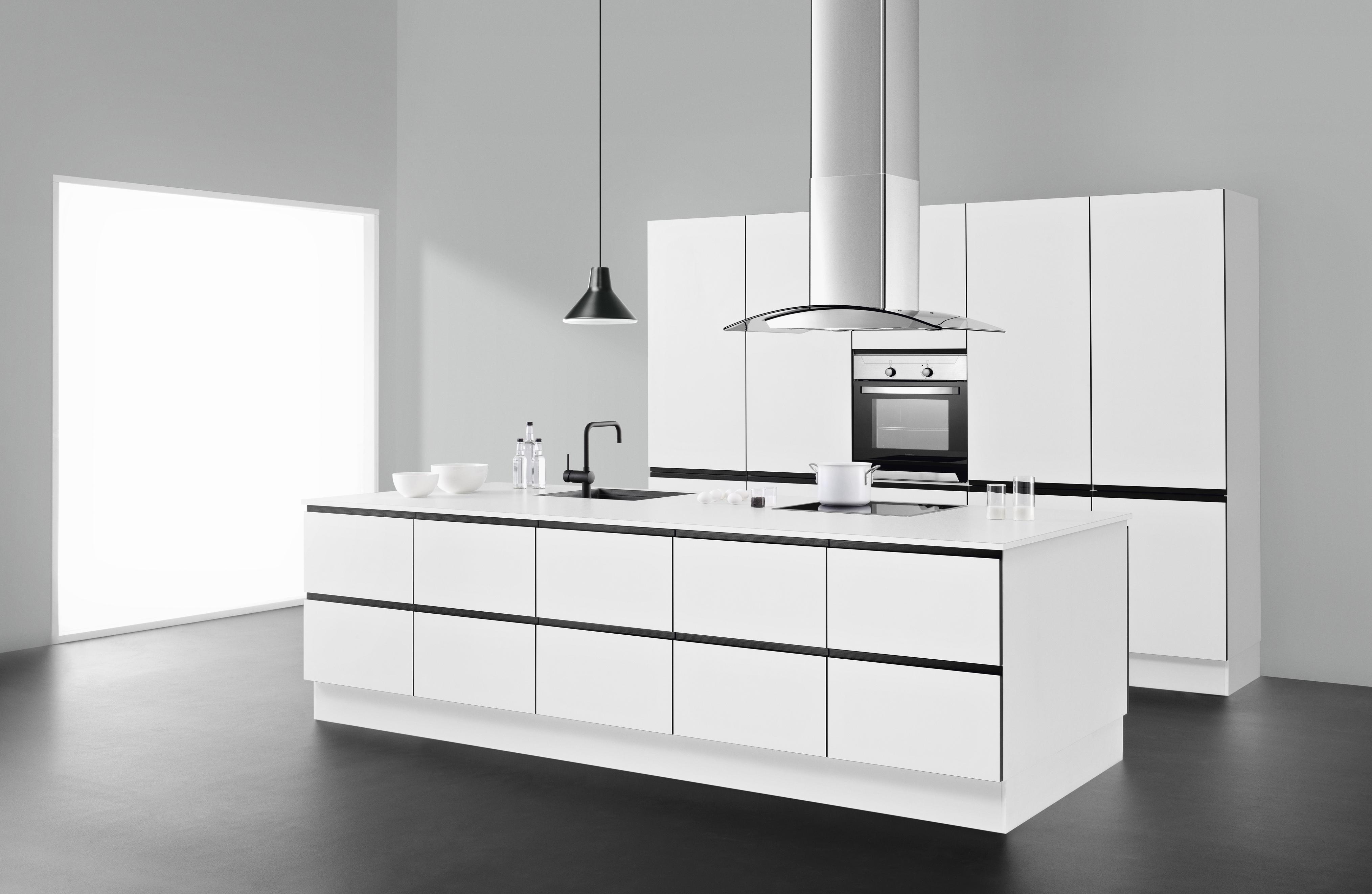 Ny serie kök från kvik ger mer dansk design för pengarna   kvik