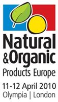 Natural & Organic Products Europe Logo