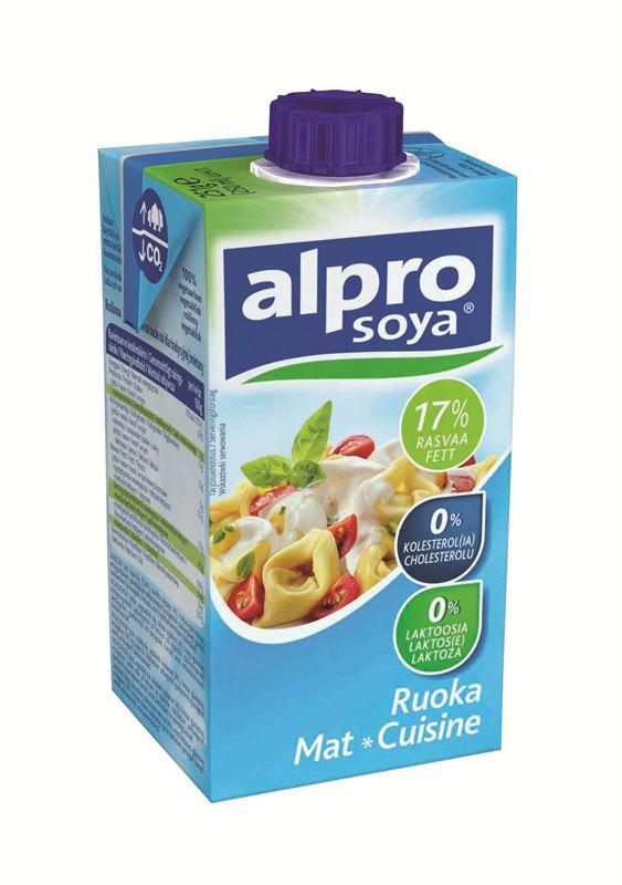 Alpro soya cuisine alpro for Alpro soja cuisine