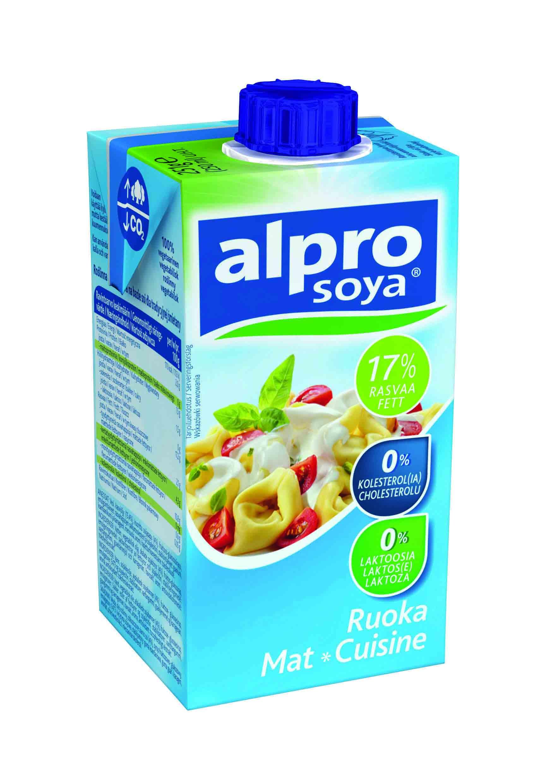 Alpro soya cuisine alpro for Alpro soya cuisine