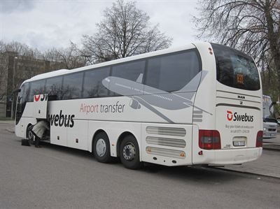 Swebus Airtransfer - 2