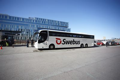 Swebus cityterminalen