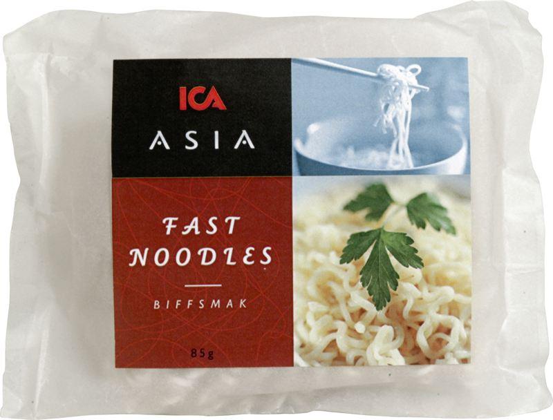 shirataki noodles ica