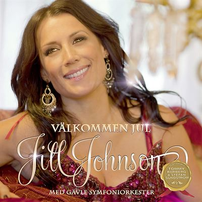 JillJohnsons julskiva Välkomen Jul
