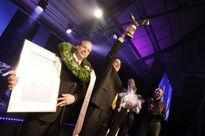 Deere &amp; Company winner of Swedish Steel Prize 2011