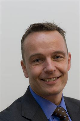 Ulf Sderstrm, new Business Development director