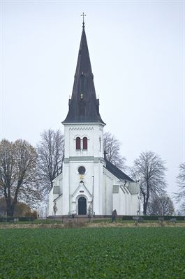 Appuna kyrka i Mjlby pastorat. Foto: Mats A Sverker