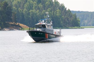 Finnish coastguard chooses Scania engines again
