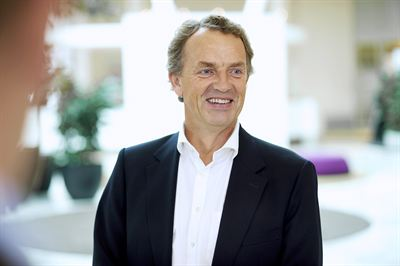 Anders Strålman, President and CEO, Axfood AB
