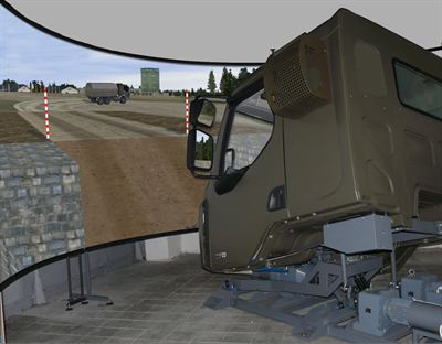 Training simulator