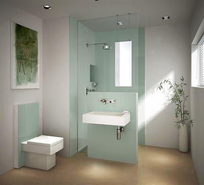 Geberit låter den traditionella WC:n gå i pension Nya modulen ...