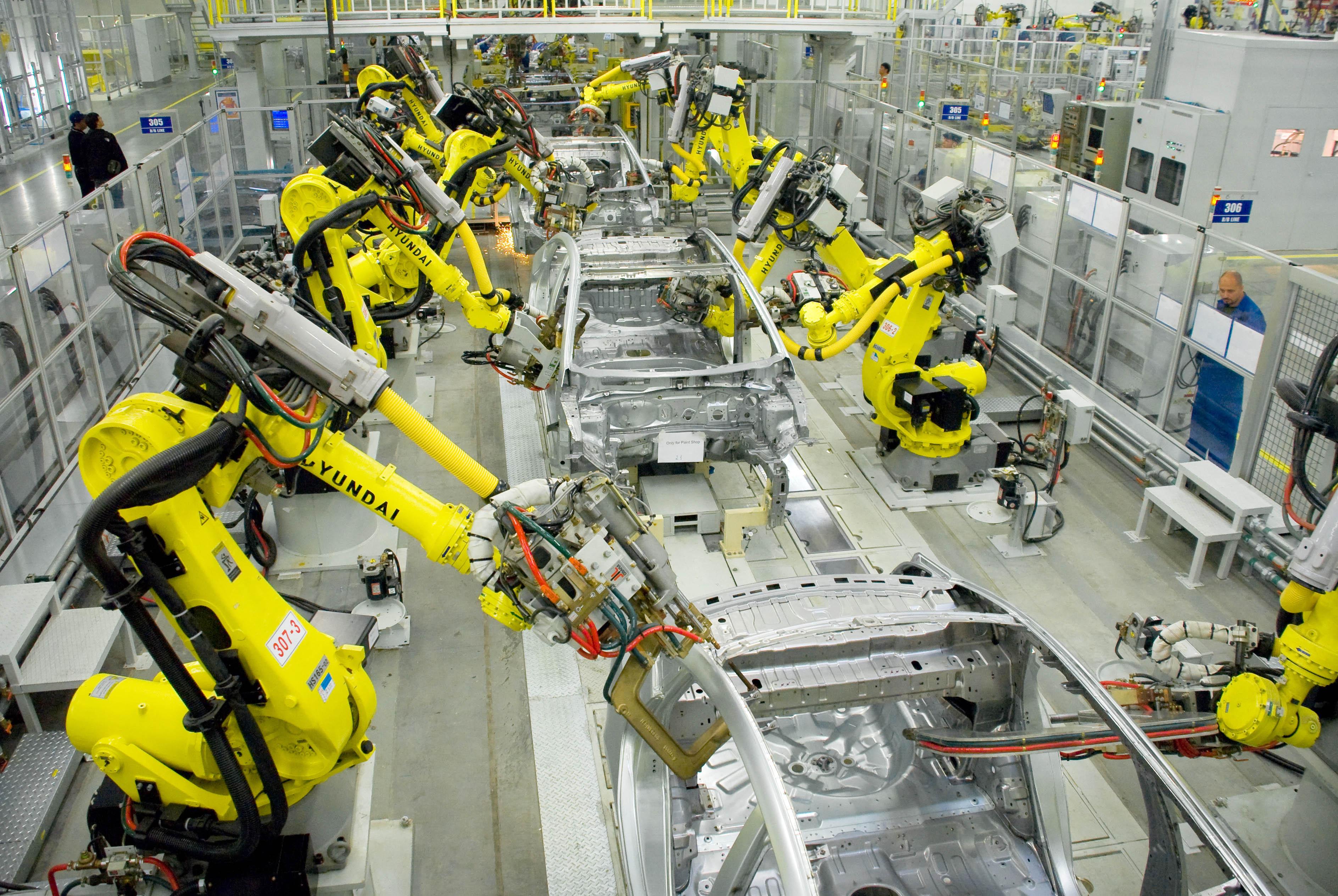 Welding 4 Hyundai Motor Company