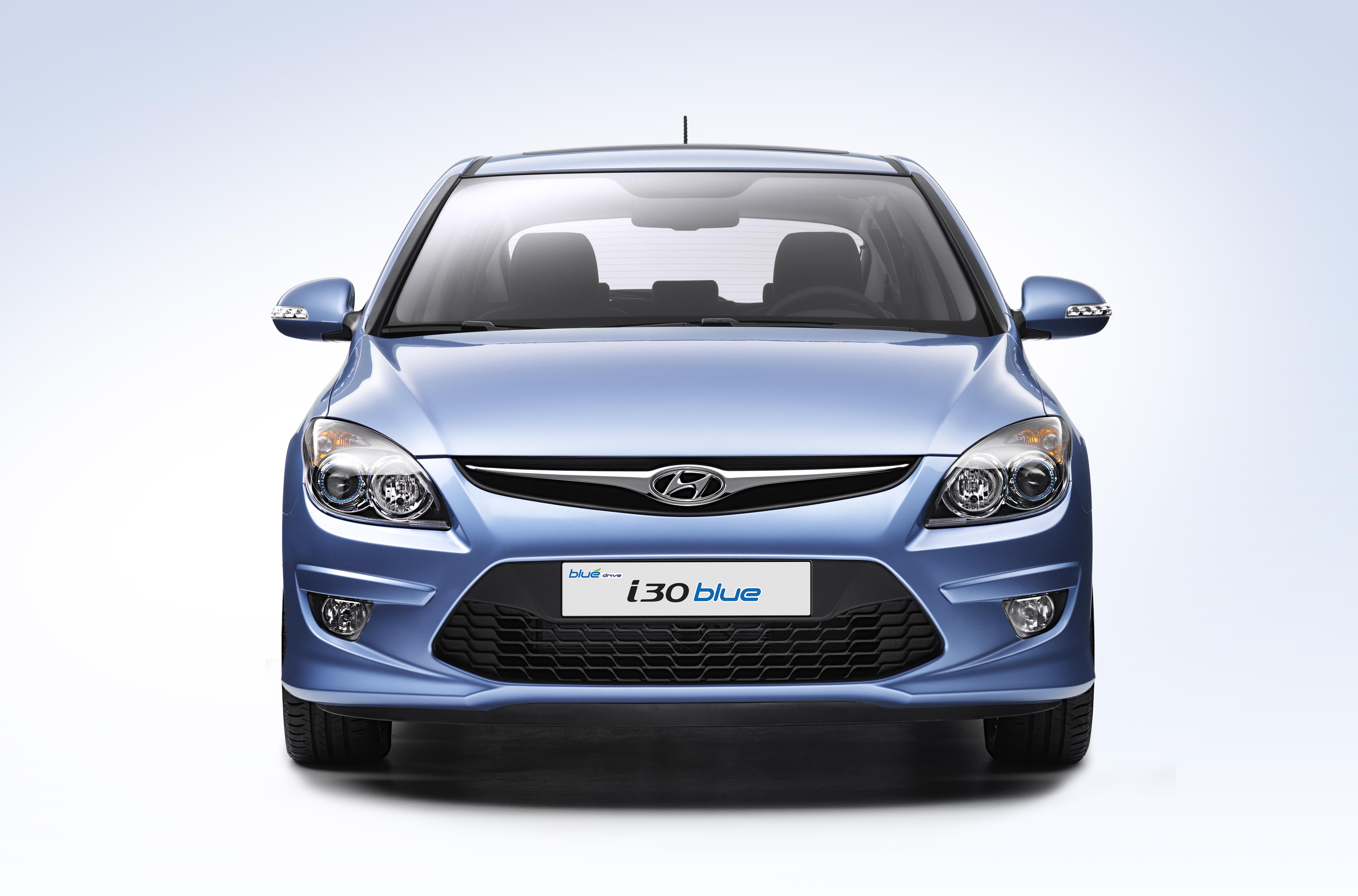 I30 Blue 4 Jpg Hyundai Motor Company