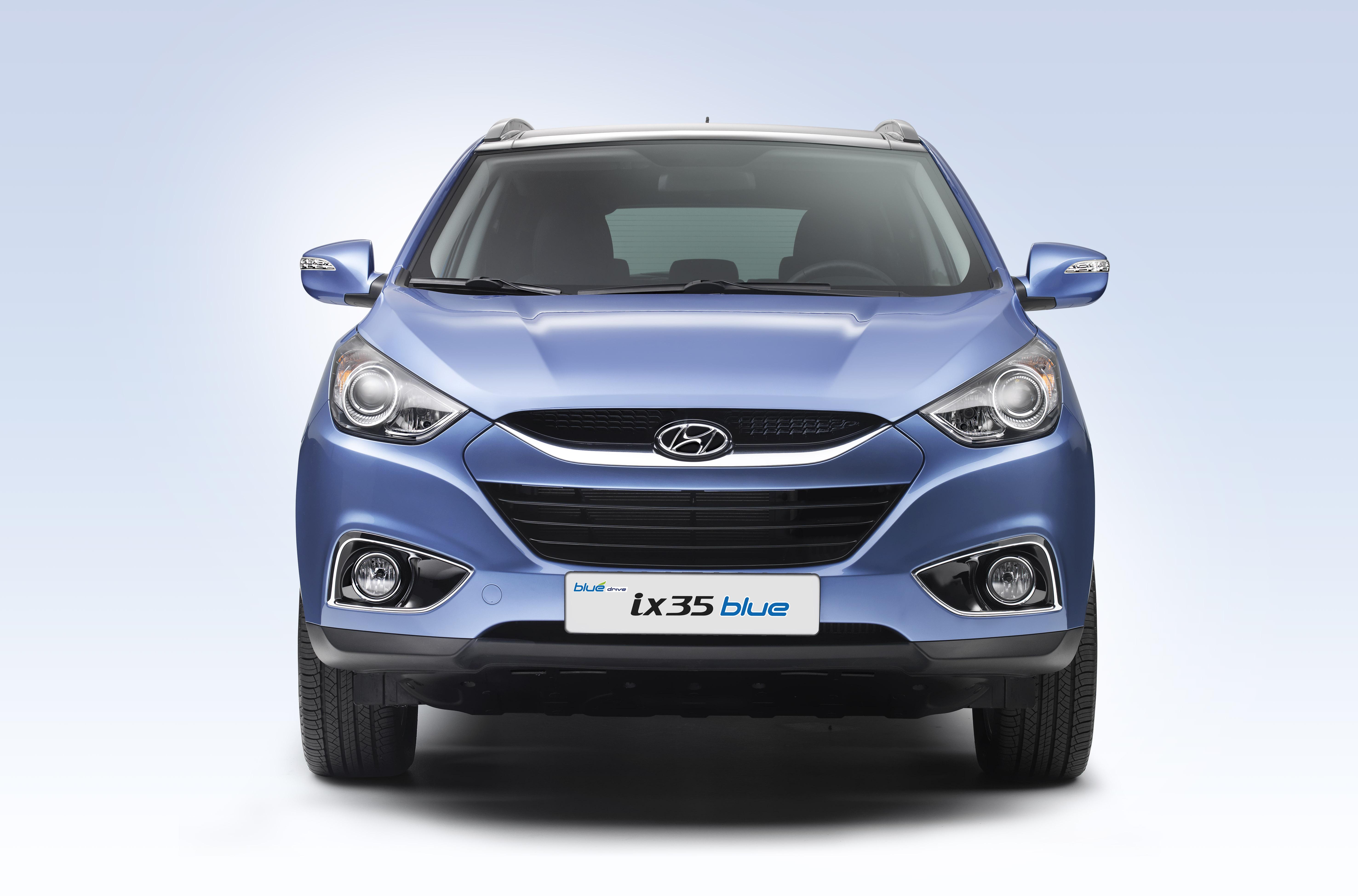 Ix35 Blue 4 Jpg Hyundai Motor Company