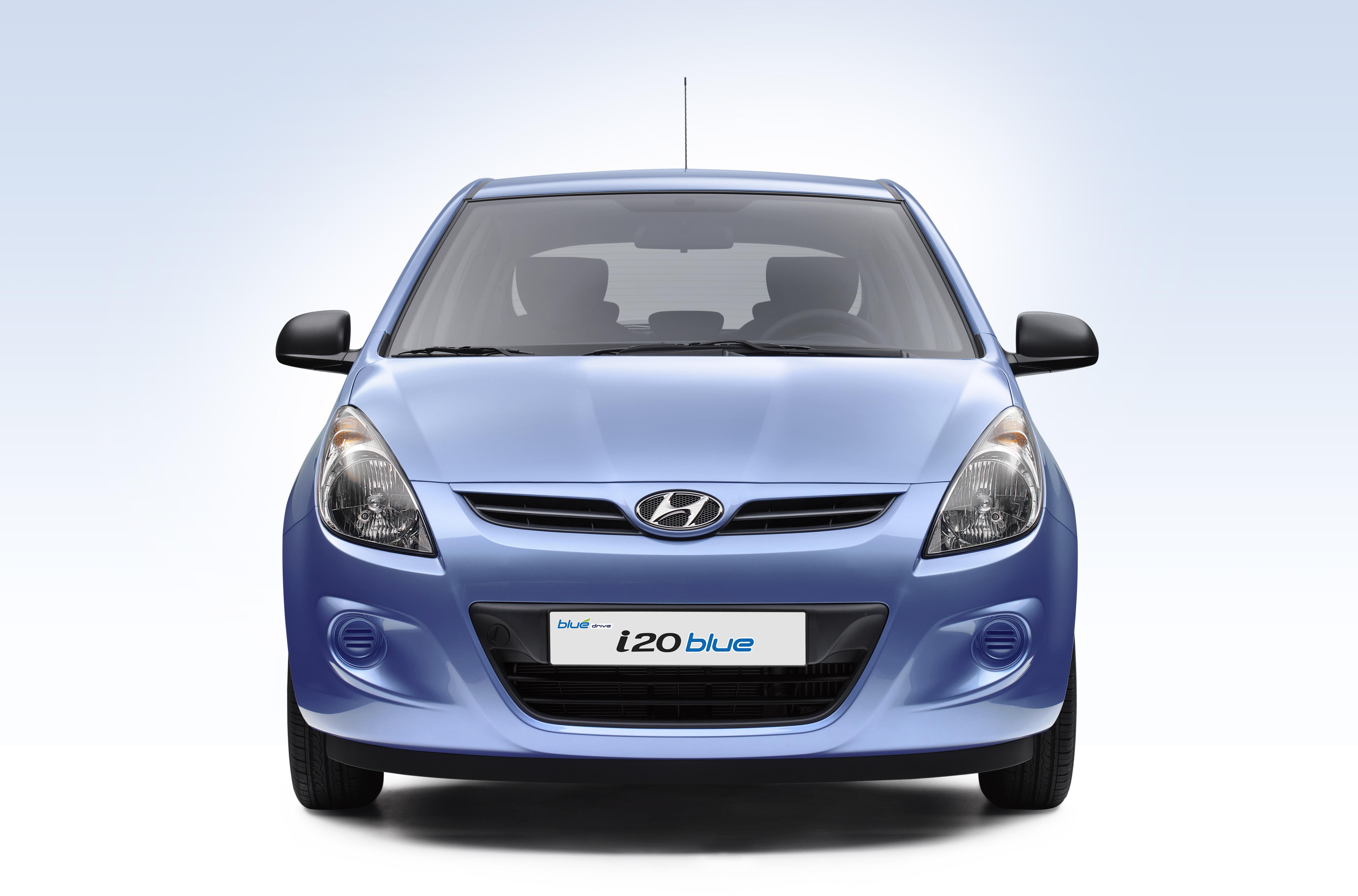 I20 Blue 4 Jpg Hyundai Motor Company