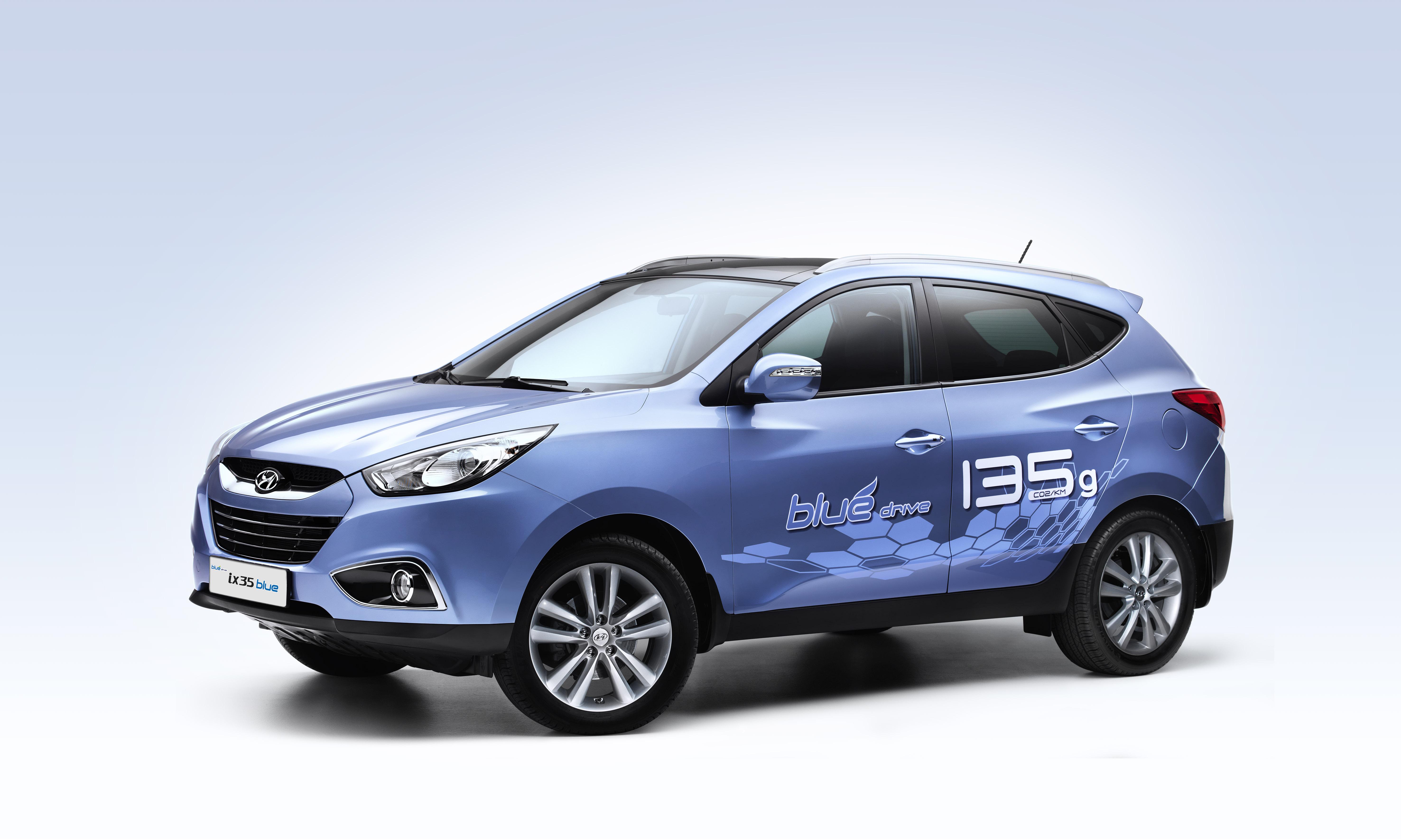Ix35 Blue 2 Jpg Hyundai Motor Company