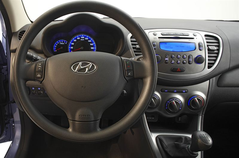i10 Blue interior (2).jpg - Hyundai Motor Company