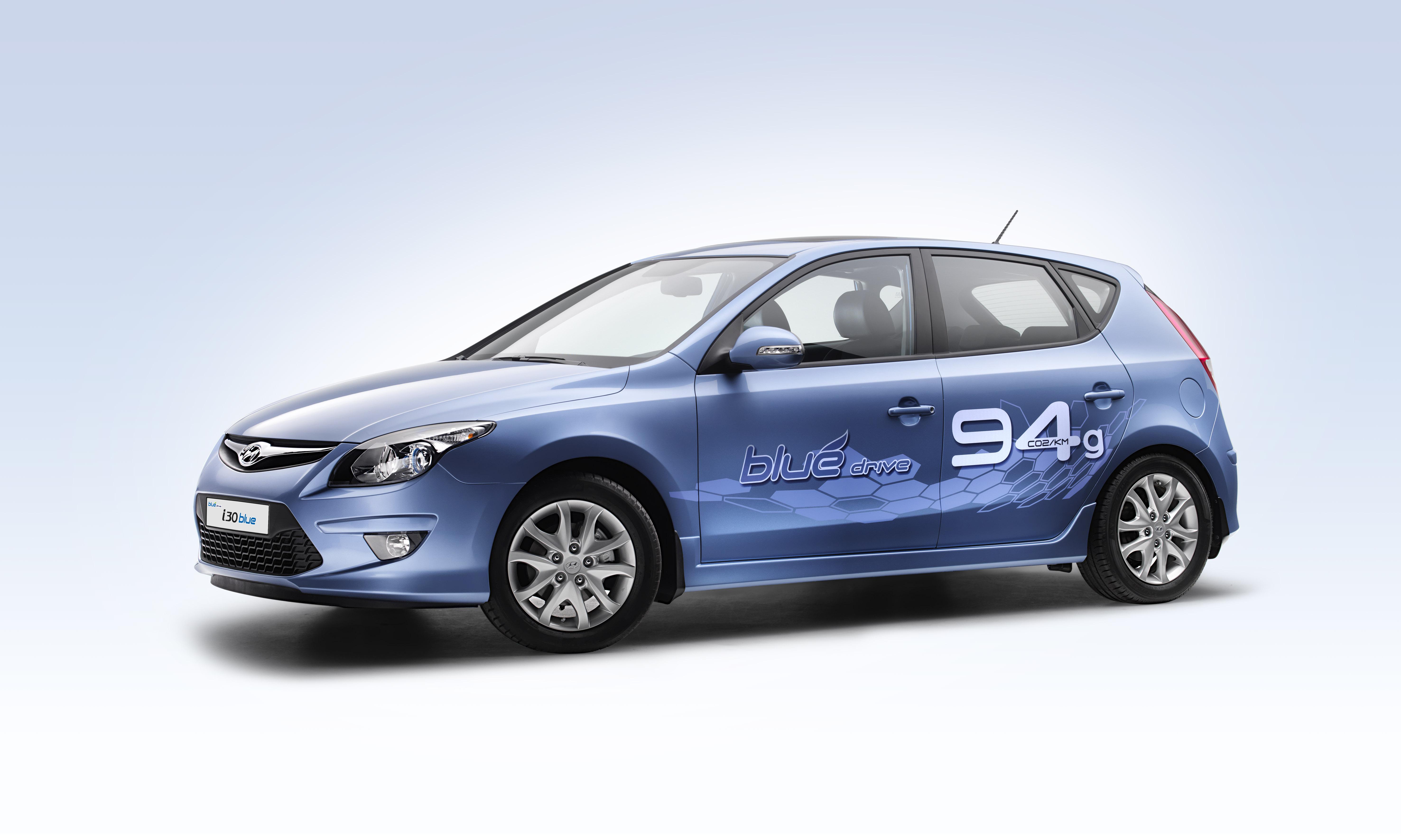 I30 Blue 2 Jpg Hyundai Motor Company
