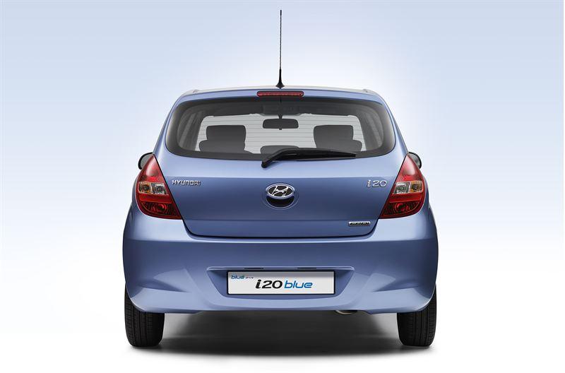 I20 Blue 3 Jpg Hyundai Motor Company