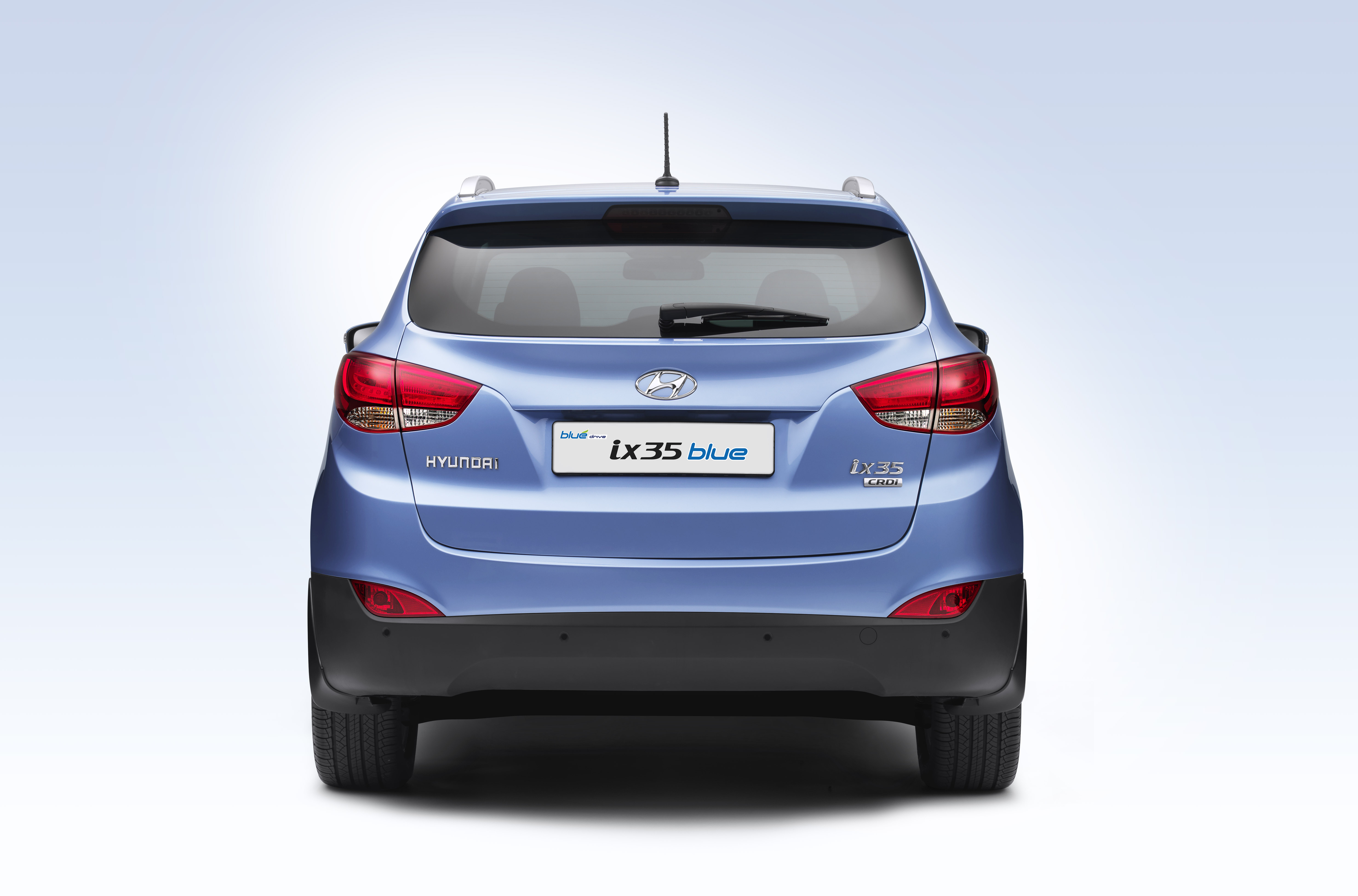 Ix35 Blue 3 Jpg Hyundai Motor Company