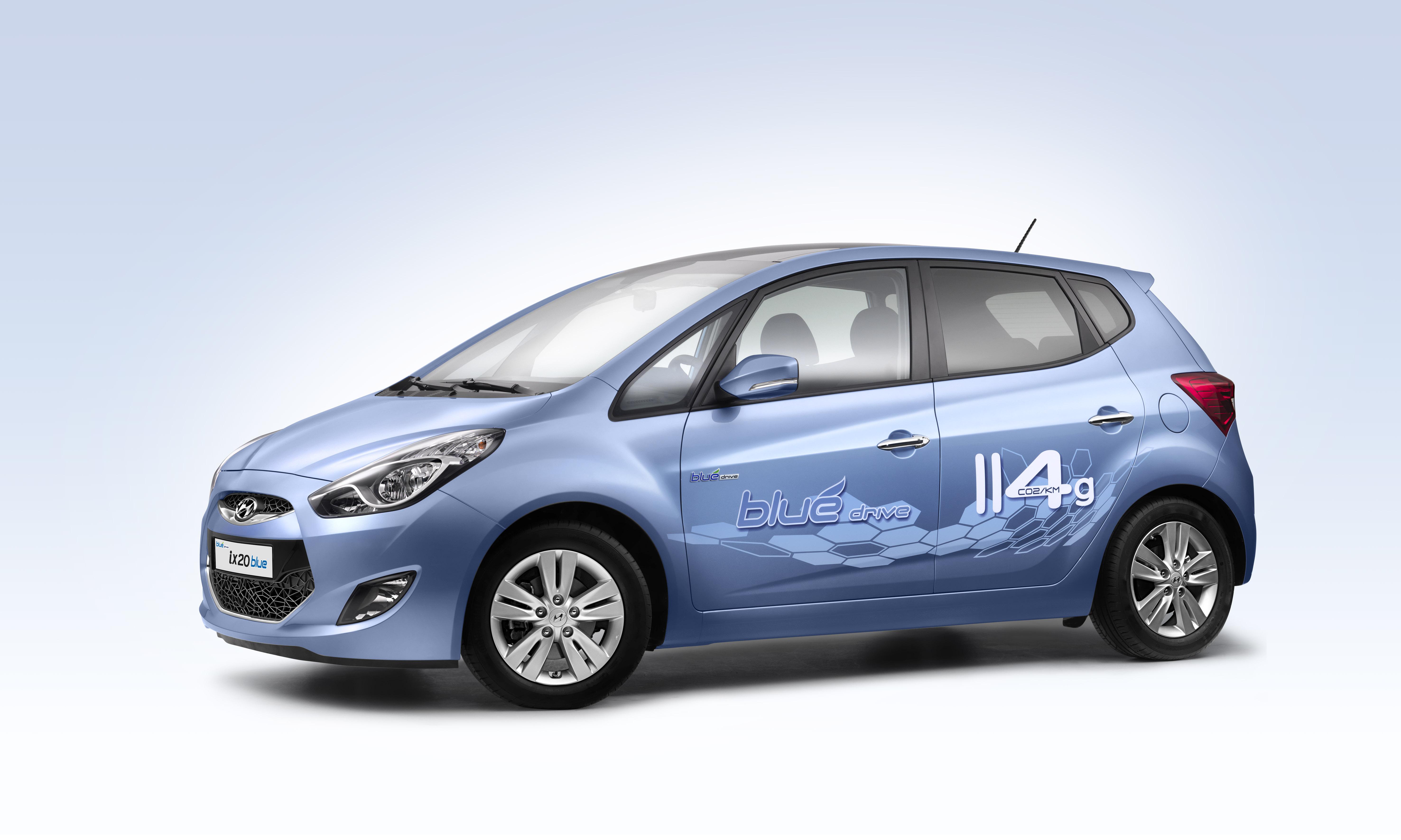 Ix20 Blue 2 Jpg Hyundai Motor Company