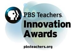 PBS Teachers Innovation Awards Logo