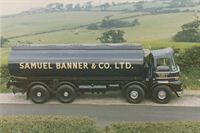 1970&#39;s Samuel Banner and Co tanker