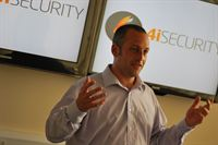 Mark Slater, 4i Security managing director