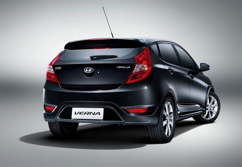 Rear Hyundai Motor Company