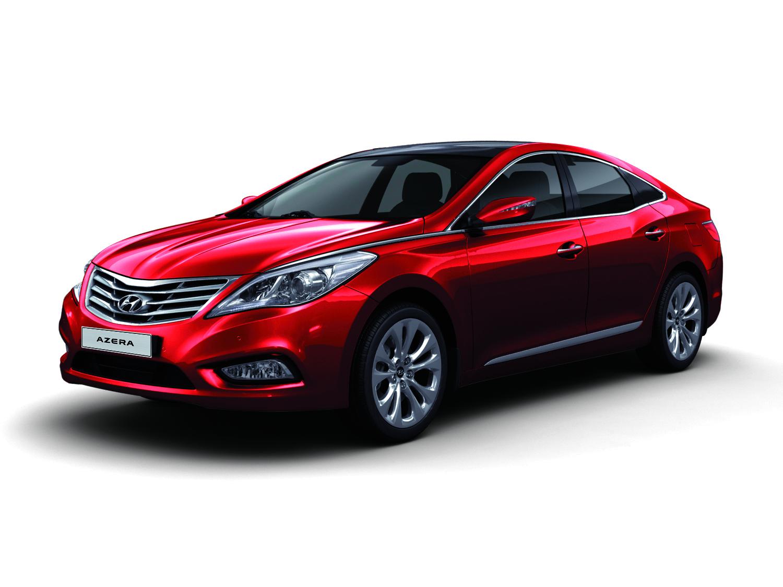 Azera 2 Hyundai Motor Company