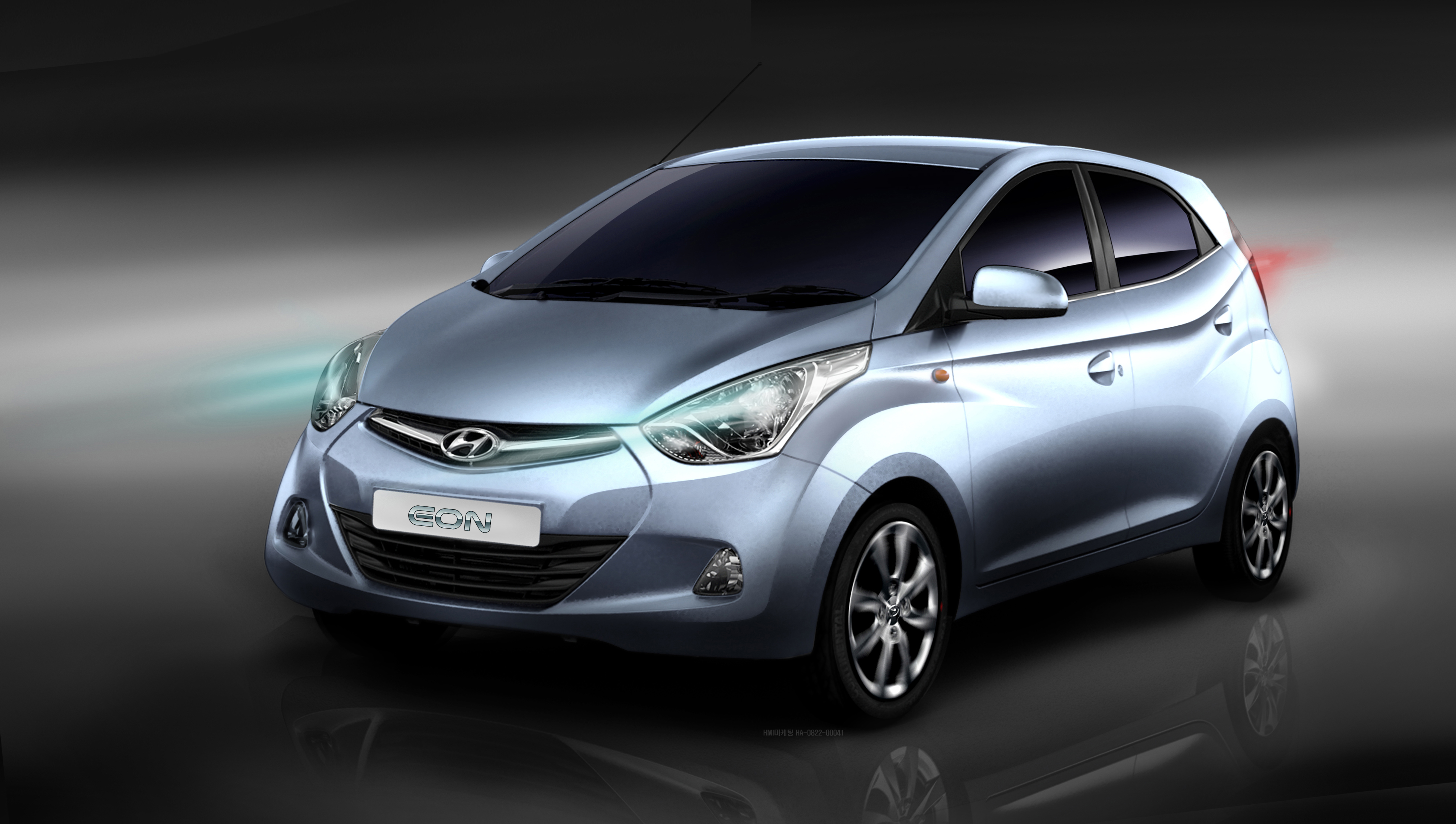 Hyundai Eon Hyundai Motor Company